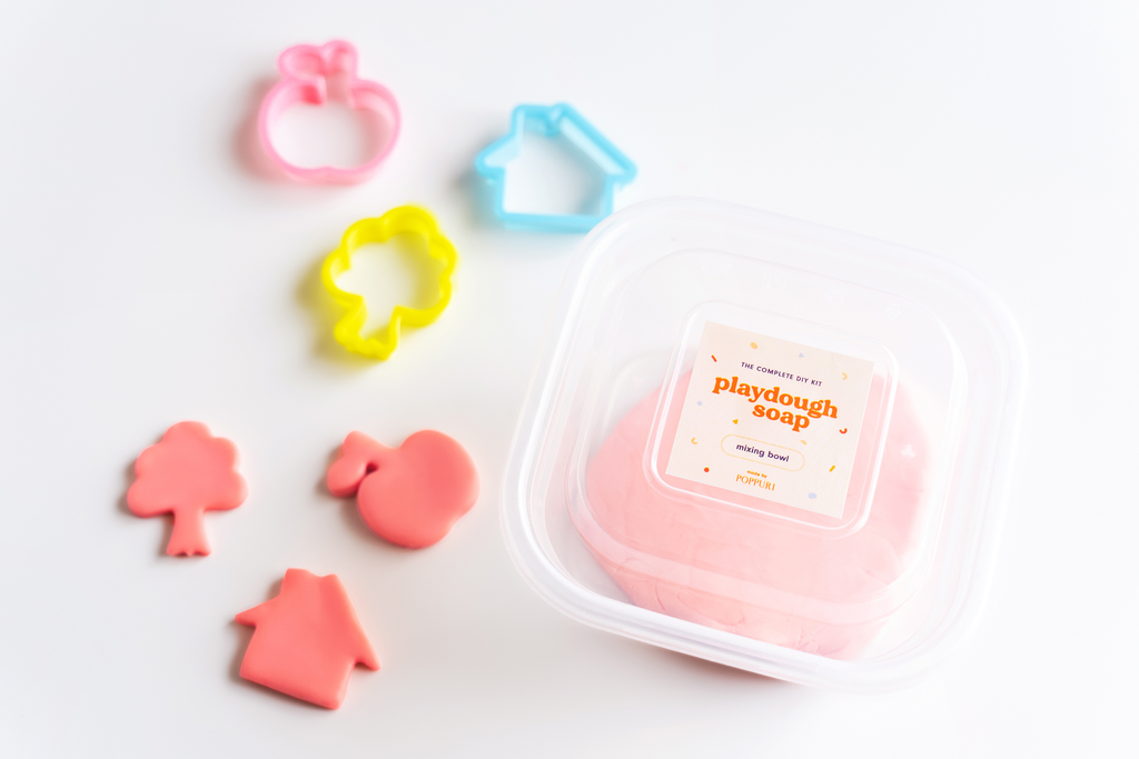 Playdough Soap