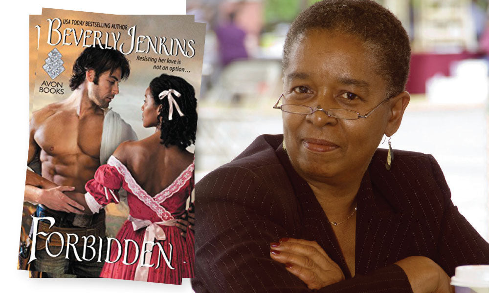 Author Interview | Beverly Jenkins