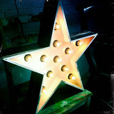 Star Shaped Light