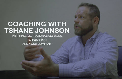 One-On-One Coaching with TShane Johnson