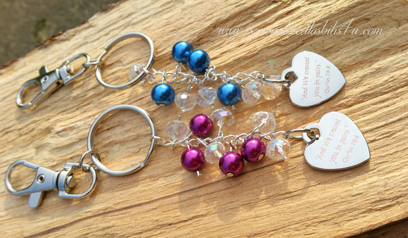 Personalized Keyrings-PersonalizedTasbihs4u