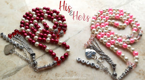 SET: His & Hers - 1-PersonalizedTasbihs4u