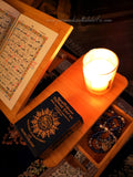 Bamboo Quran Stand - NEW! - eco friendly-PersonalizedTasbihs4u