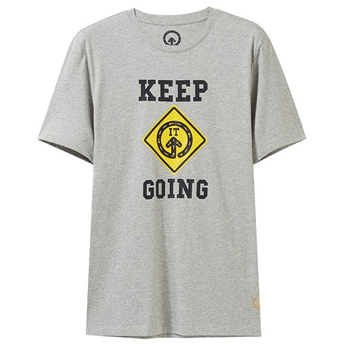 Giordano Men T Shirt Men MY WAY Series Printed Letters Patterns O-neck T-shirt Men Casual Fun Short Sleeve New Camiseta Hombre
