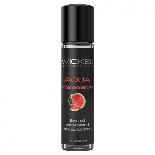 Wicked Transparent Lube 30ml - Watermelon