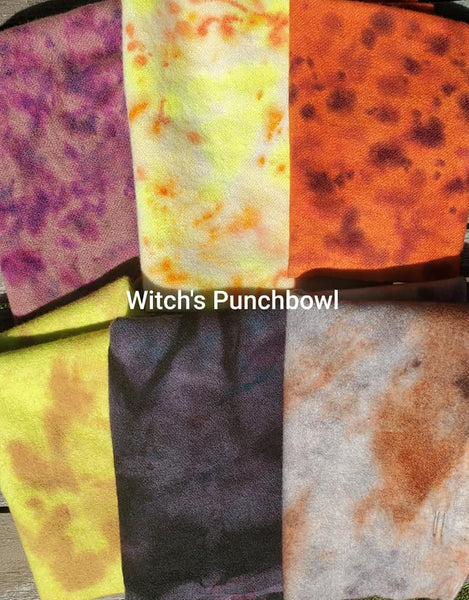 Charm square set: Witch's Punchbowl