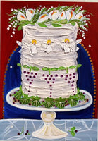 Nancy Thomas Pattern - CAKE - ANGELCAKE -