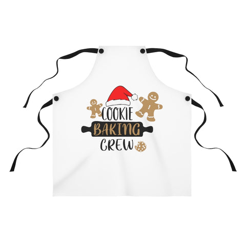 'Cookie Baking Crew' Apron
