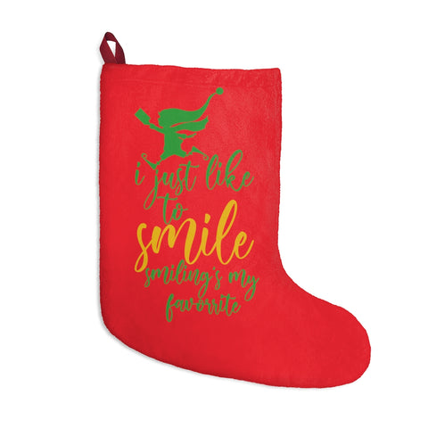 'Smile' Stockings