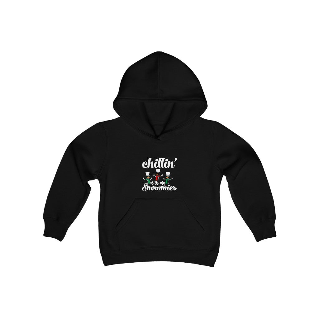 'Snowmies' Kid Hoodies