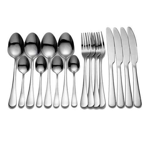 Silver Stainless Steel Cutlery Set