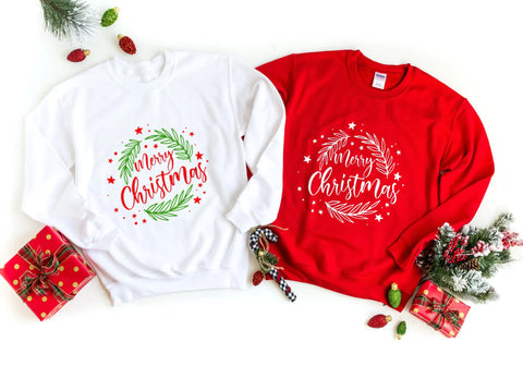 'Merry Christmas' Sweatshirt