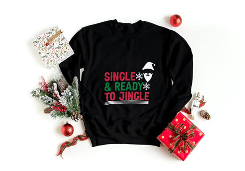 'Single' Sweatshirt