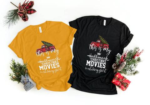 'Hallmark Watching Shirt' T-Shirt