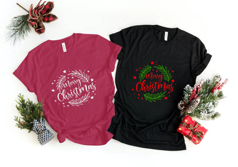 'Merry Christmas' T-Shirt