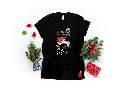 'Most Wonderful Time' T-Shirt