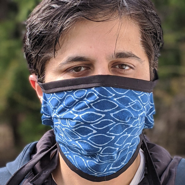 [BULK] Handmade Face Mask with Ties