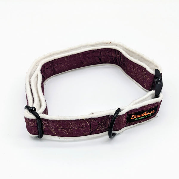 Wine Purple Collar