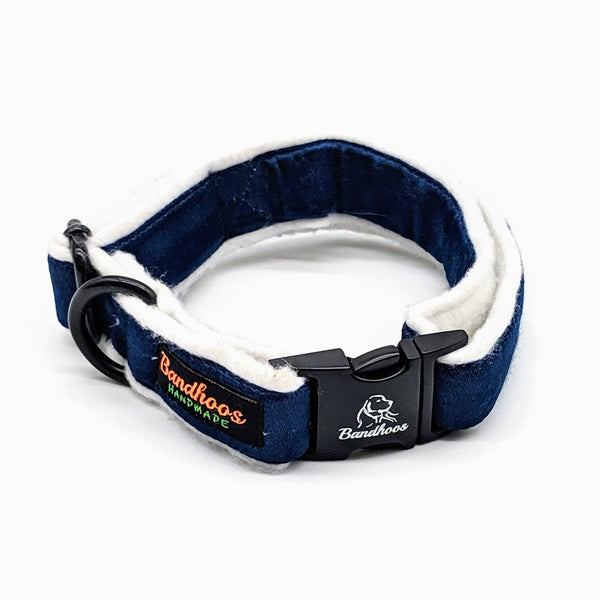 Royal Blue Collar