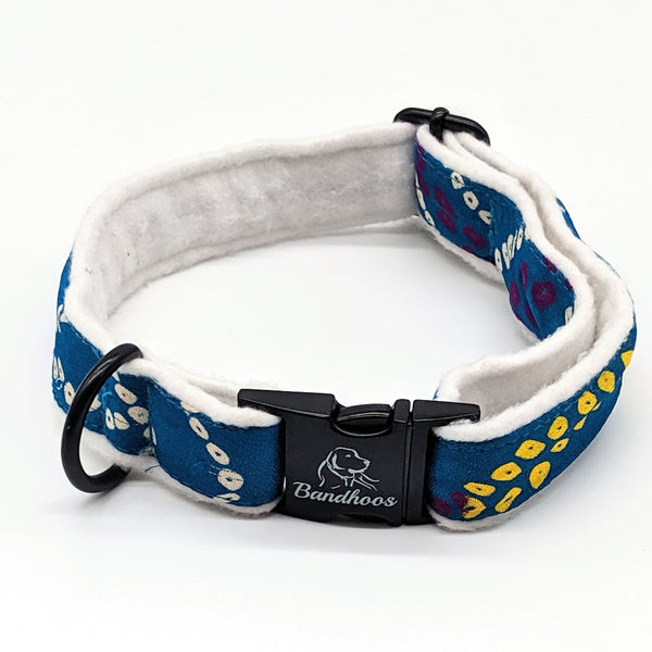 Azure Blue Collar