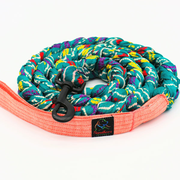 Sea Green Leash