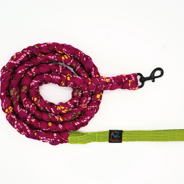 Royal Pink Leash