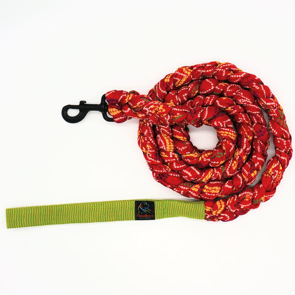Ruby Red Leash