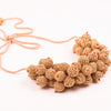 All that Glitters Bouquet Necklace