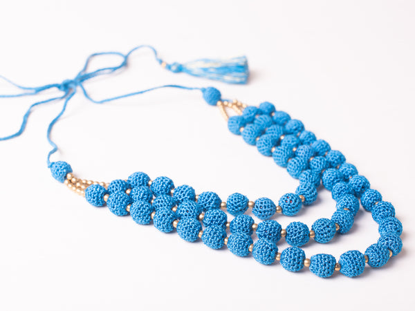 Ocean Layered Necklace