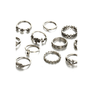 Women's Ring Set Jewelry