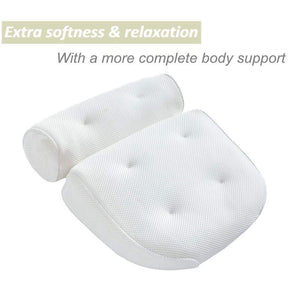 Bathtub Pillow For Those Relaxing Days In the Tub