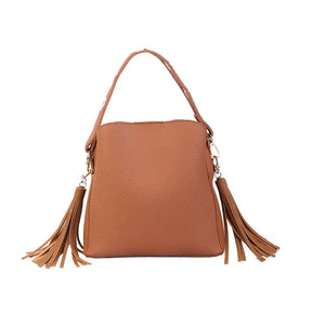 the-stock-mall - Tassel Shoulder Handbags Women -