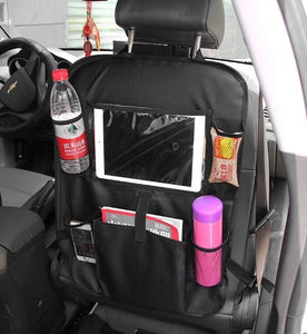 Back Car Storage with IPAD bag - The Stock Mall