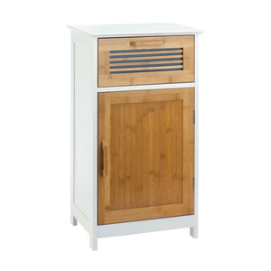 the-stock-mall - Bamboo Floor Cabinet - Home Decor
