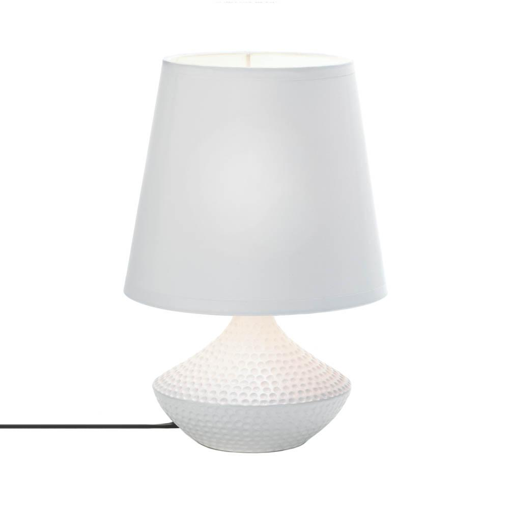 the-stock-mall - White Table Lamp - Home Decor