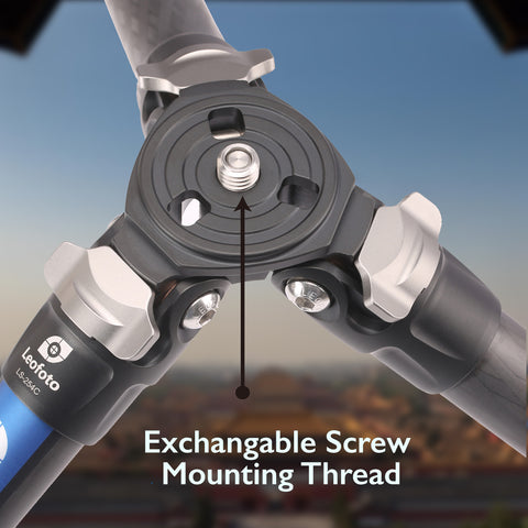 Thread mount