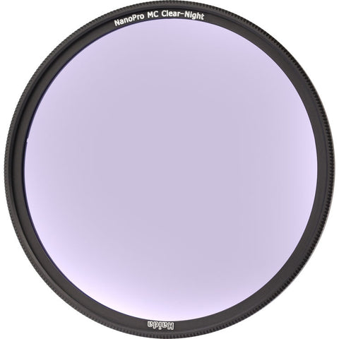 Haida 82mm NanoPro MC Clear Night Filter - photosphere.sg