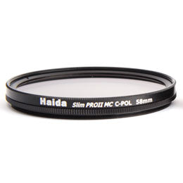 Haida Slim Multi-coating Circular Polarizing (PROII) Filters - photosphere.sg