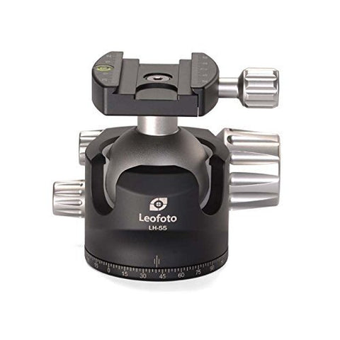 Leofoto LH-55 Low Profile Ball Head - photosphere.sg