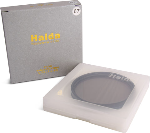Haida Multi-coating (PROII) Circular Polarizing Filters - 95mm only (non-slim) - photosphere.sg