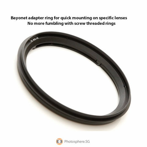 Dofilters Bayonet Adapter Rings - photosphere.sg