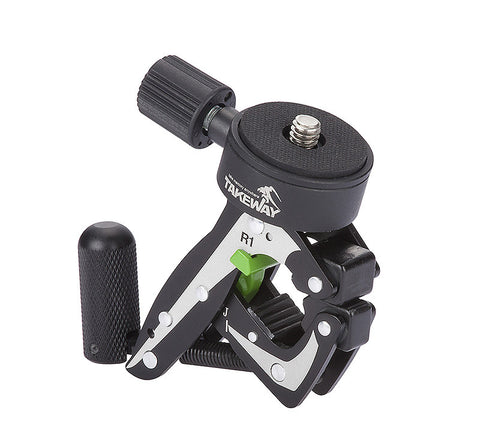 Takeway Ranger R1 mini clamp (for action cameras)