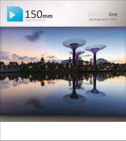 84dot5mm Infinity Line Reverse Graduated Neutral Density 0.6 (2 stops) - photosphere.sg