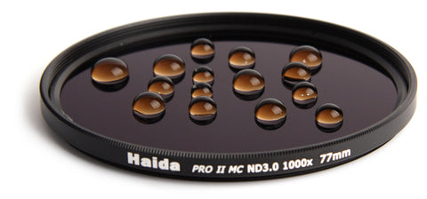 Haida Multi-coating ND0.9, 8x, 3 stops  (PROII) Filters - 95mm only (non-slim) - photosphere.sg