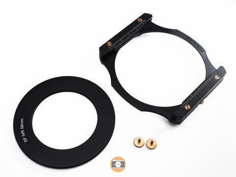 PhotosphereSG 80's metallic holder system set (includes adaptor Ring) - photosphere.sg