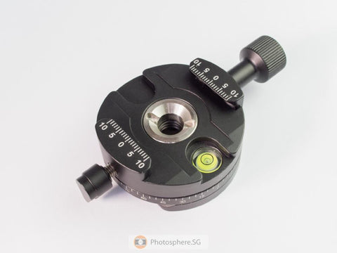 52mm Arca Swiss Panning Clamp