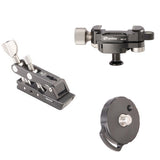 Leofoto MC-80 Multipurpose clamp (inlcudes CF-6) - photosphere.sg