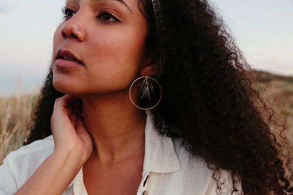 Golden Hour Earrings | 10