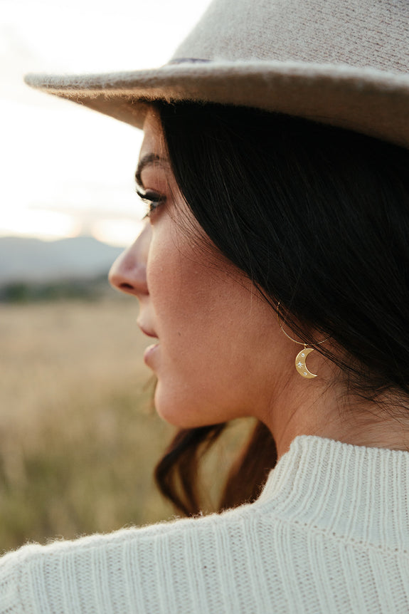 Golden Hour Earrings | 12