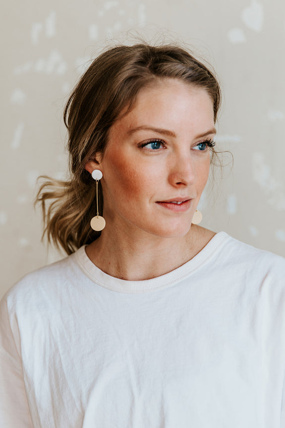 Sunny Drop Earrings